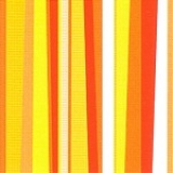 Servietten Stripes, gelb/orange