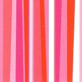 Servietten Stripes, pink/rosé