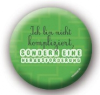 Metall-Button Herausforderung