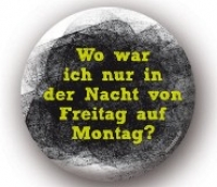 Metall-Button Freitag